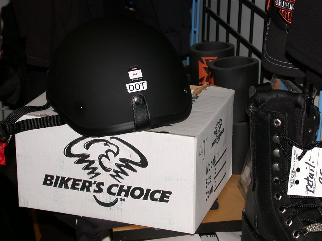 DOT Approved Helmets